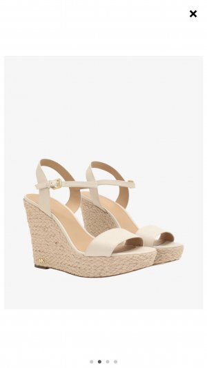 Michael Kors Espadrille Sandals multicolored leather