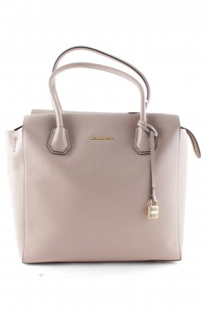 "Michael Kors Satchel ""Mercer LG Satchel Leather Fawn"""