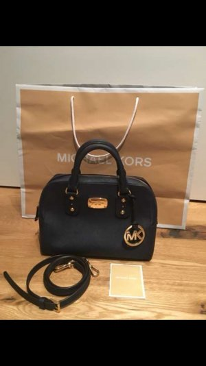 Michael Kors Satchel navy
