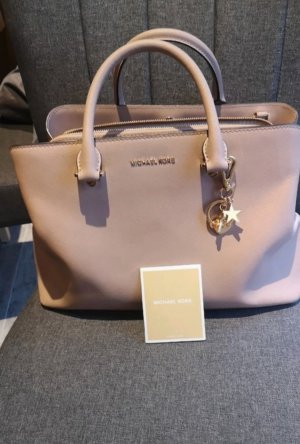 Michael Kors Savannah LG Tote Dusty Rose