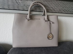 Michael Kors Savannah pearl grey NEU
