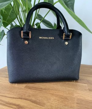 Michael Kors Savannah SM black
