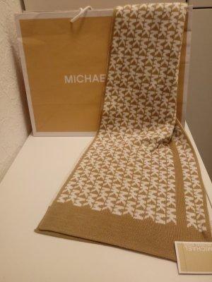 Michael Kors Bufanda blanco-beige