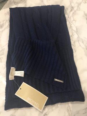Michael Kors Schal blau