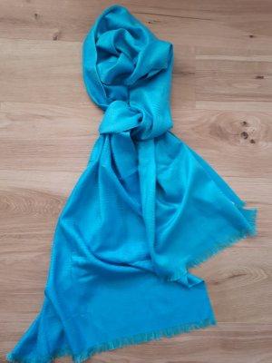 Michael Kors Chal veraniego azul-turquesa