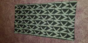 Michael Kors Tubesjaal zwart-grijs