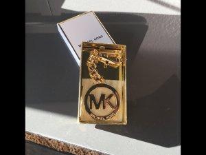 Michael Kors Schlüsselanhänger Gold NEU