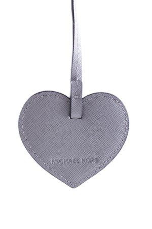 Michael Kors Porte-clés gris clair style classique