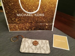 Michael Kors Key Case multicolored leather
