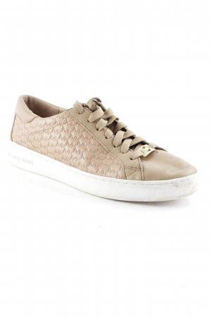 Michael Kors Sneaker stringata beige stile casual
