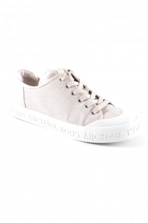 "Michael Kors Zapatilla brogue ""Carter Lace Up Sneaker Soft Pink"""