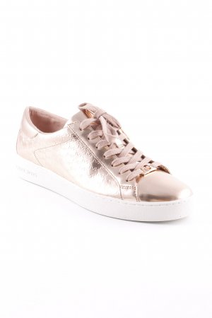 "Michael Kors Zapatilla brogue ""Colby Sneaker  Rose Gold"""