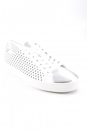 """Michael Kors Schnürsneaker """"Irving Lace Up Optic White"""""""