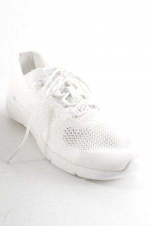 "Michael Kors Zapatilla brogue ""Skyler Trainer Fabric Sneaker Optic White"""