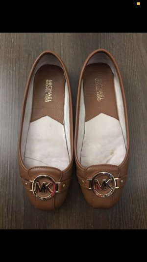 Michael Kors Ballerines Mary Jane brun