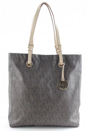 Michael Kors Shoulder Bag abstract pattern college style