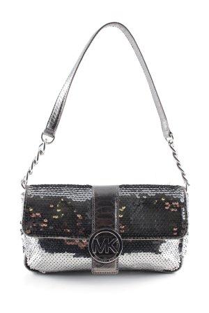 Michael Kors Shoulder Bag silver-colored elegant