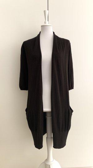 Michael Kors Cardigan black cotton