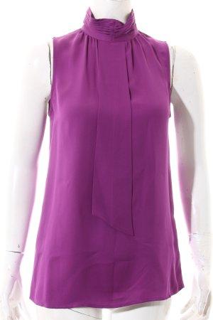 Michael Kors Seidentop violett Elegant