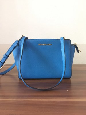 Michael Kors Carry Bag neon blue