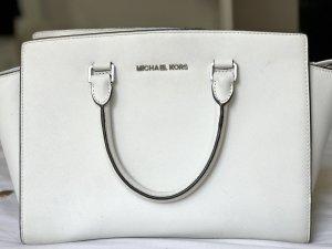 Michael Kors Cartella bianco-argento