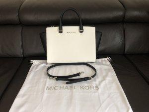 Michael Kors Selma LG black/white