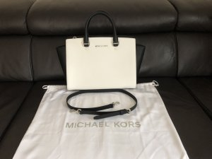 Michael Kors Selma LG black/white