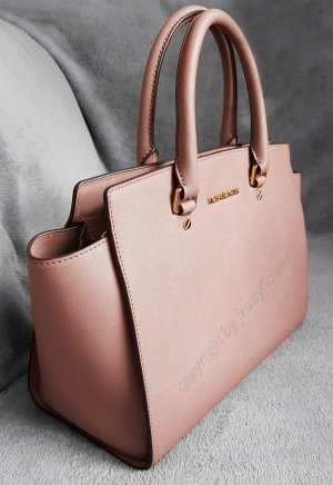 Michael Kors Selma LG Dusty Rose Altrosa Gold ♥