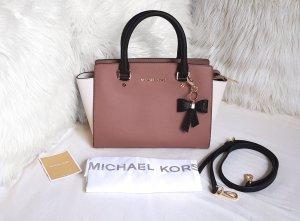 Michael Kors Sacoche multicolore cuir