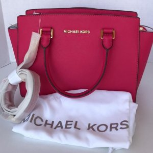 Michael Kors Sac à main rose-magenta