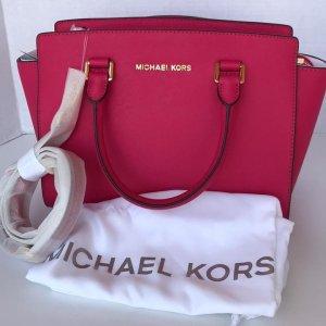 Michael Kors Bolso rosa-magenta