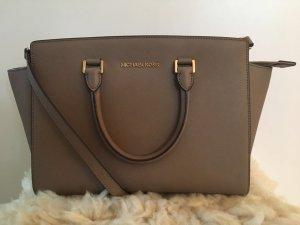 Michael Kors Handbag camel leather