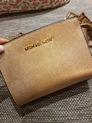 Michael Kors Selma Mini Bag Gold