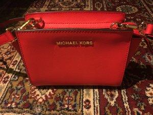 Michael Kors selma mini in rot
