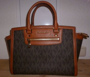 Michael Kors Carry Bag brown leather
