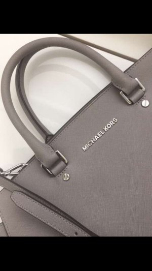 Michael Kors Carry Bag light grey-grey