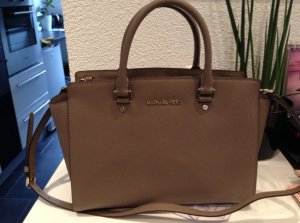 Michael Kors Carry Bag beige