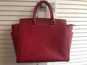 Michael Kors Selma XL in rot
