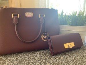 MICHAEL KORS Set - Handtasche und Portemonnaie