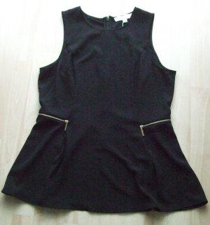 MICHAEL KORS Shirtbluse schwarz Größe: M