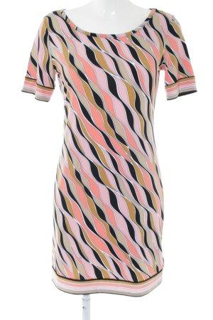 Michael Kors Shirtkleid abstraktes Muster Casual-Look