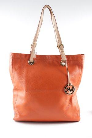 Michael Kors Shopper light orange casual look