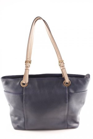 Michael Kors Shopper beige-dunkelblau Casual-Look