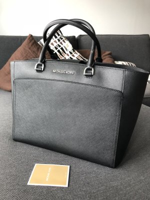 Michael Kors shopper black