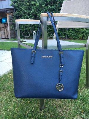 Michael Kors Shopper blau