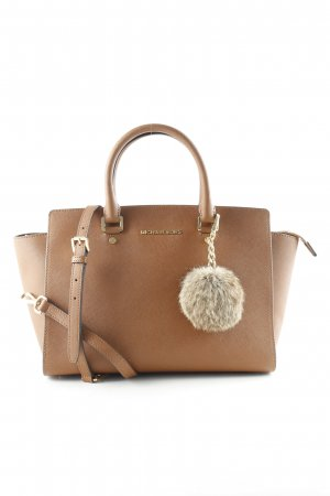 Michael Kors Shopper braun-dunkelbraun Casual-Look