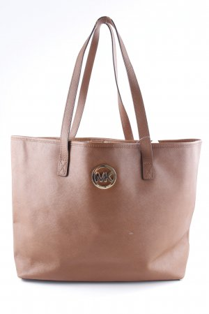 Michael Kors Shopper braun Street-Fashion-Look