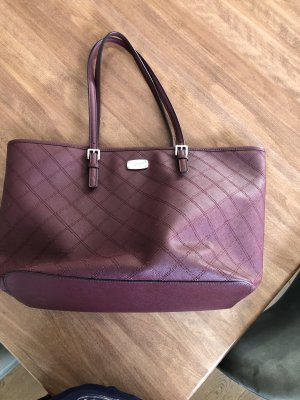 Michael Kors Borsa shopper bordeaux