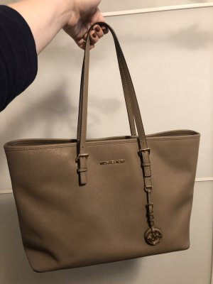 Michael Kors Shopper beige