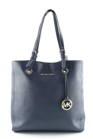 Michael Kors Shopper donkerblauw elegant